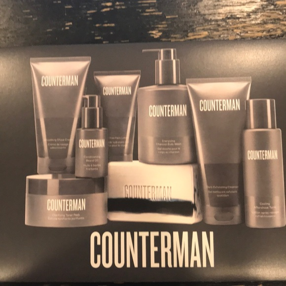 Beautycounter counterman samples